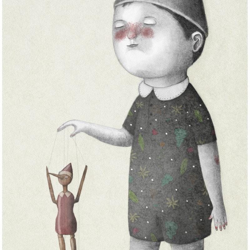 Illustratore Italiano - alice selena paccagnella