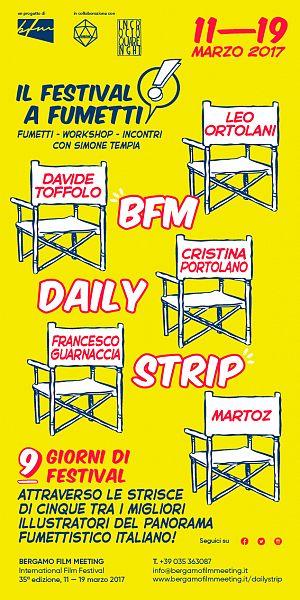 BFM Daily Strip - Il festival a fumetti