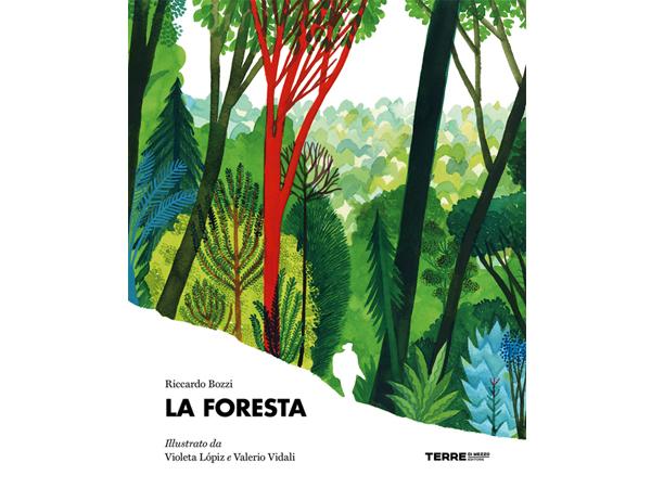 La_foresta_Terre di Mezzo