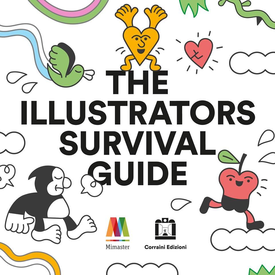 cover Survival guide- Mimaster illustrazione