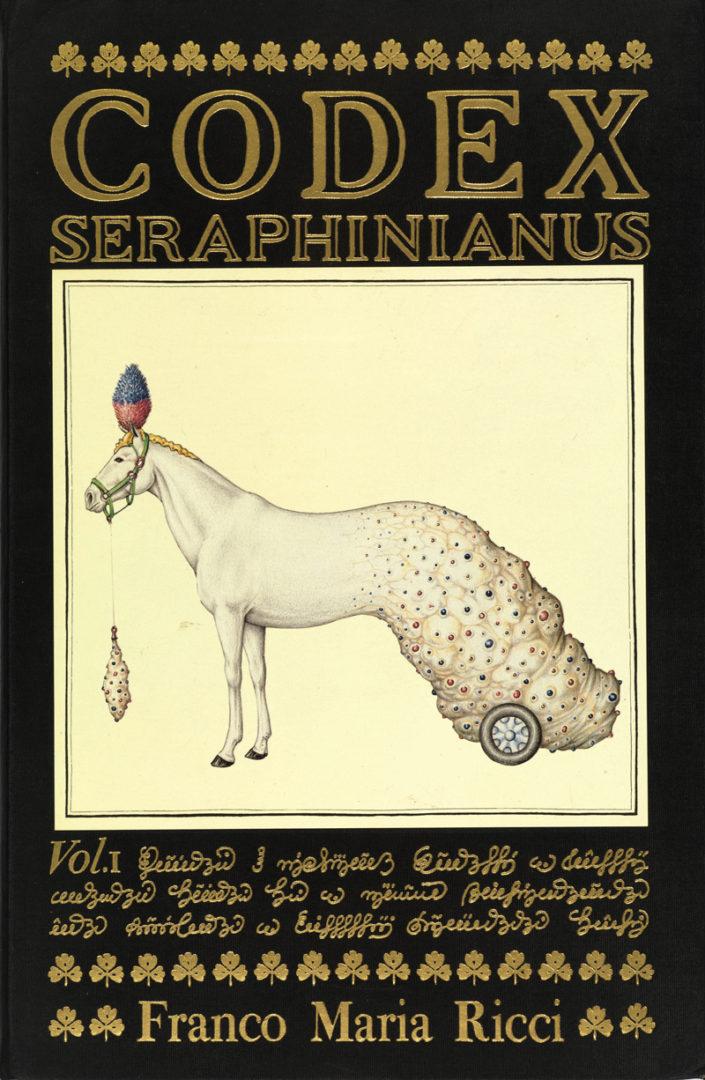 Codex Seraphinianus Copertina