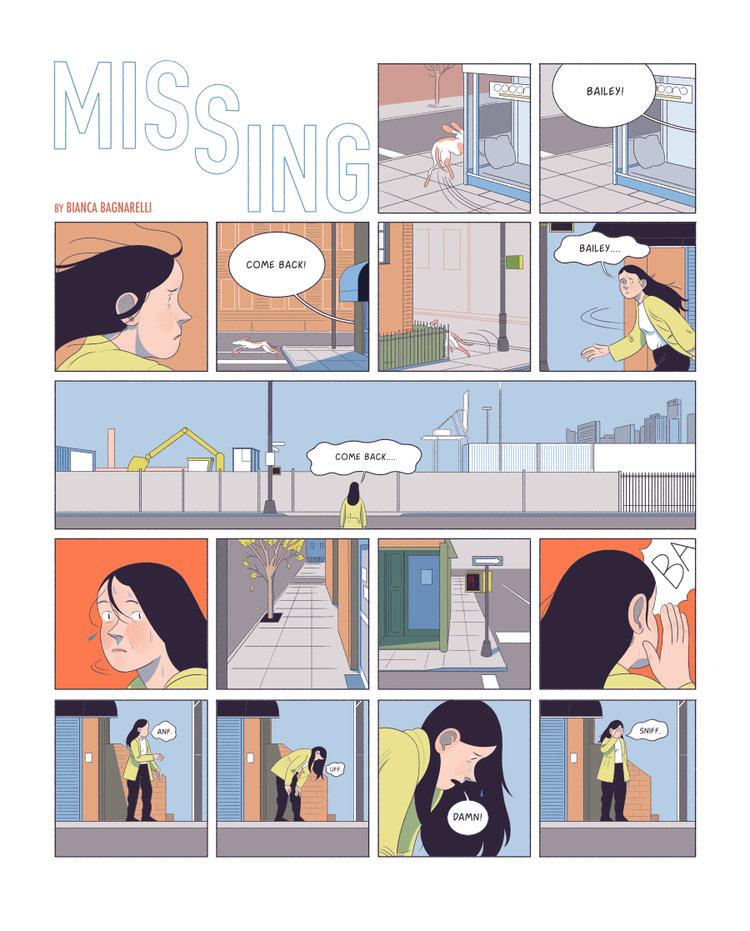 Missing - Bianca Bagnarelli 1/4