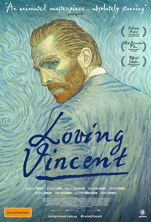 Loving Vincent - BreakThru Productions, Trademark Films