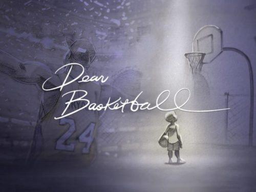 Glen Keane - Dear basketball