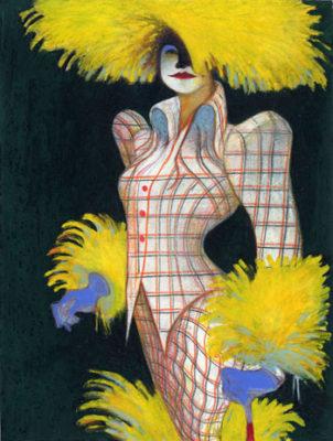 Vivienne Westwood, Paris - Prêt-à-porter - Lorenzo Mattotti (1993)